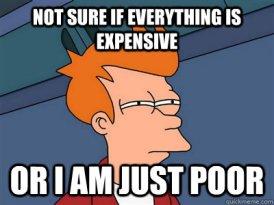 expense meme